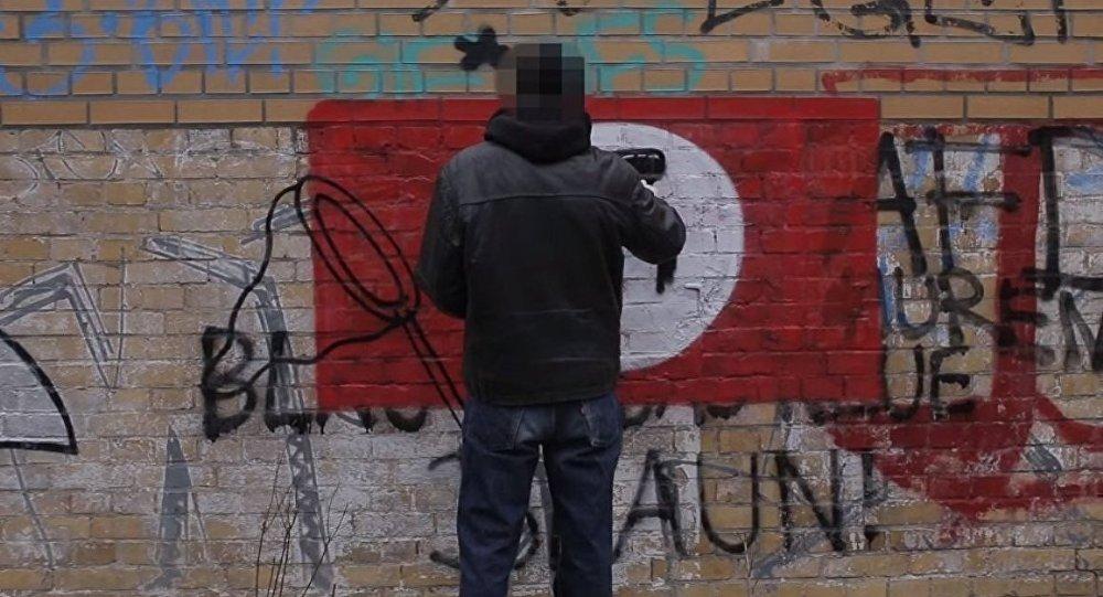 Almanya grafiti sanatçıları
