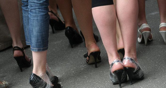 Ayakkabı- topuk