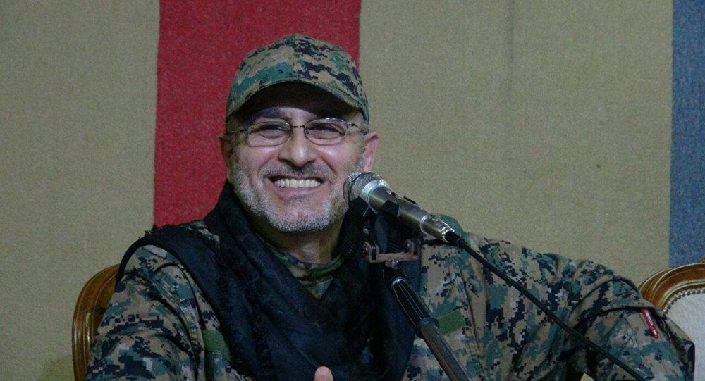 Hizbullah komutanı Mustafa Bedreddin