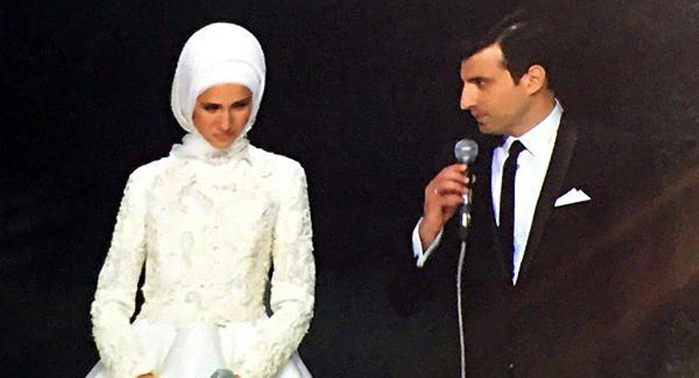 Türkiye Cumhurbaşkanı Recep Tayyip Erdoğan'ın kızı Sümeyye Erdoğan