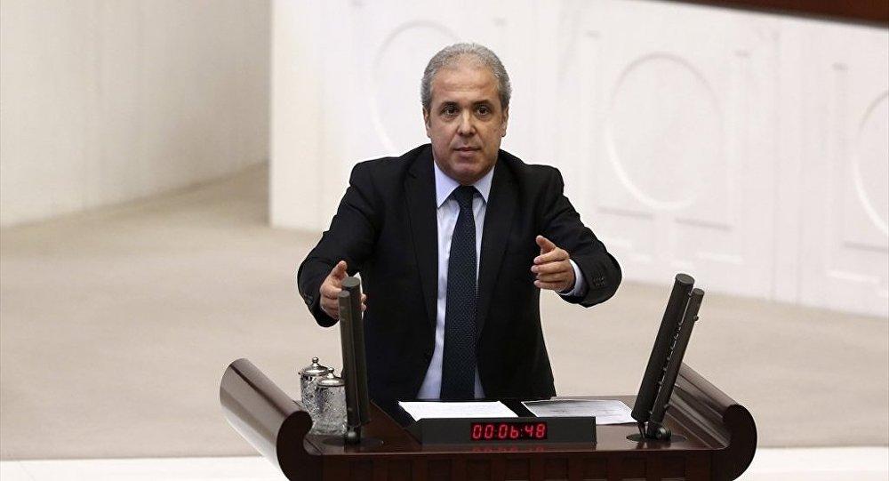AK Parti Gaziantep Milletvekli Şamil Tayyar, TBMM Genel Kurul çalışmlarına katılarak konuşma yaptı.