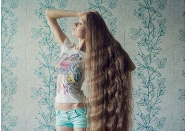 Rapunzel Rusya'da bulundu