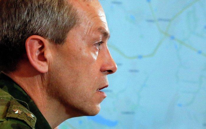 Donetsk: Ukrayna, cephe hattına tank ve topçu düzenekleri konuşlandırdı