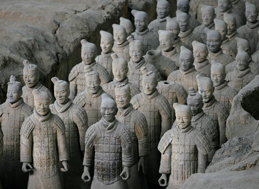 Terrakotta ordusu
