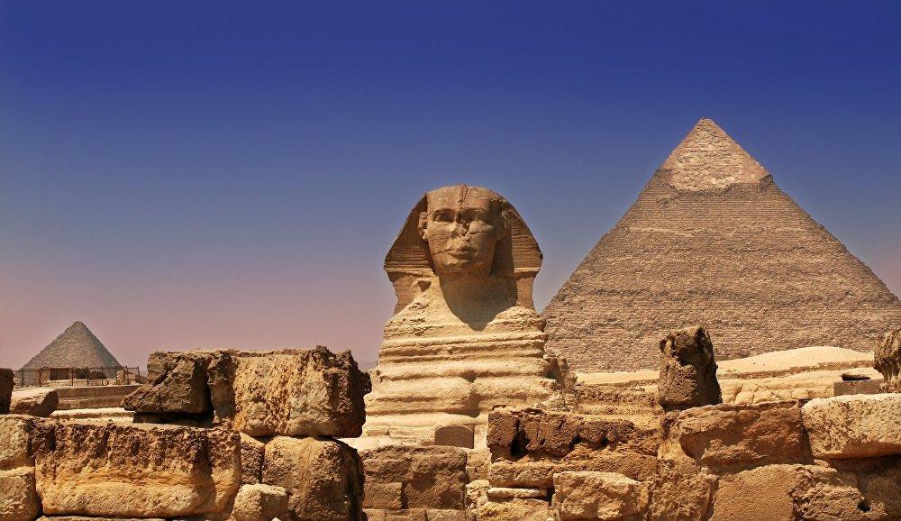 Büyük Giza sfenksi
