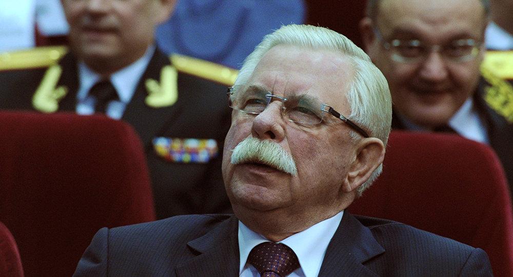 Rusya eski Devlet Başkan Yardımcısı, emekli general Aleksandr Rutskoy