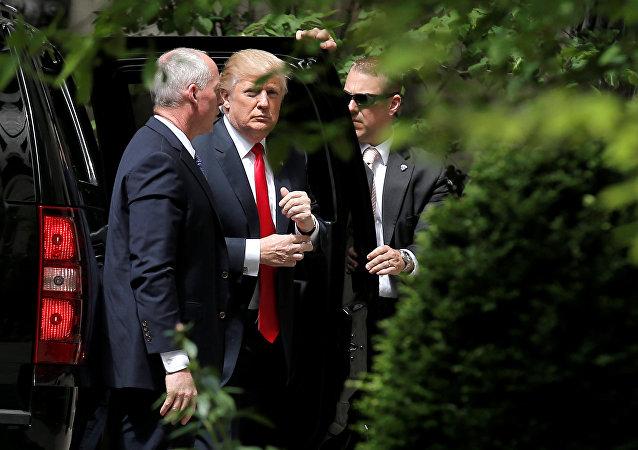ABD'de Cumhuriyetçi başkan aday adayı Donald Trump