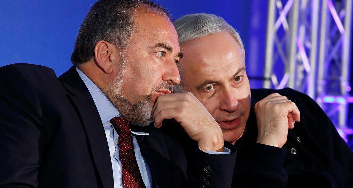 Benyamin Netanyahu - Avigdor Lieberman
