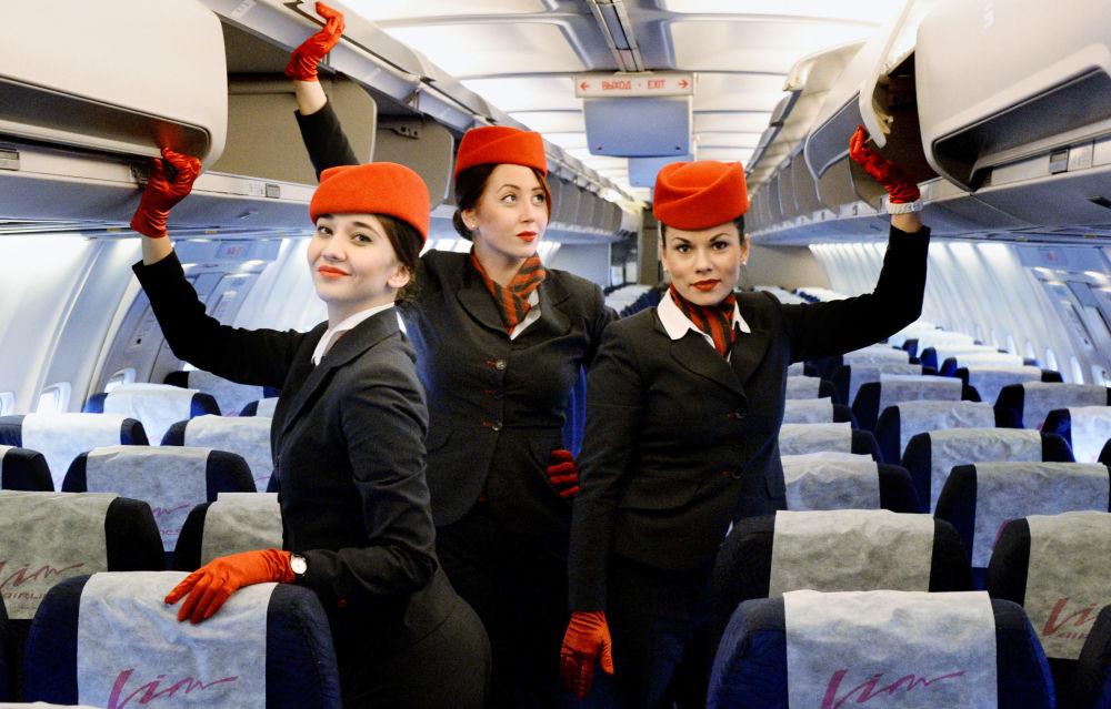 Dünyanın en şık hostes üniformaları