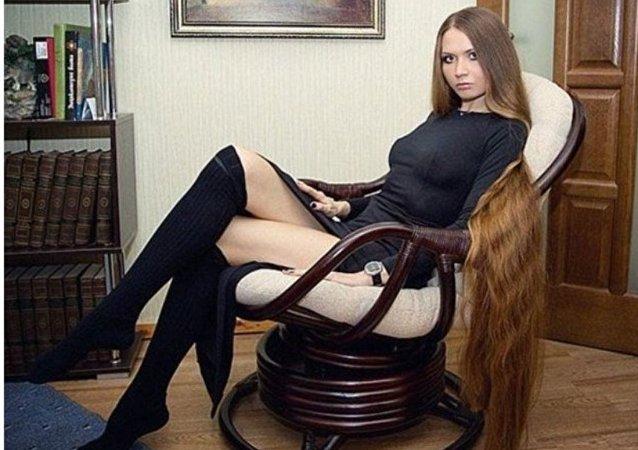 Rus Rapunzel Dariya Gubanova