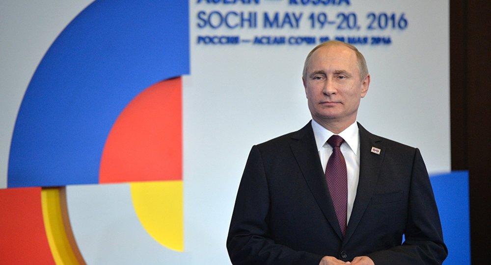 Vladimir Putin / ASEAN - Rusya zirvesi