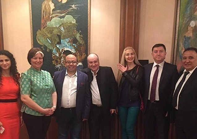 Türkiye Başkonsolosluğu'nda Rus öğrencilerin 19 Mayıs resim sergisi açıldı