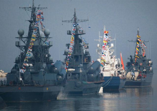 Rus Baltık Denizi Filosu