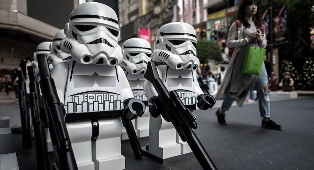 Star Wars Legoları.