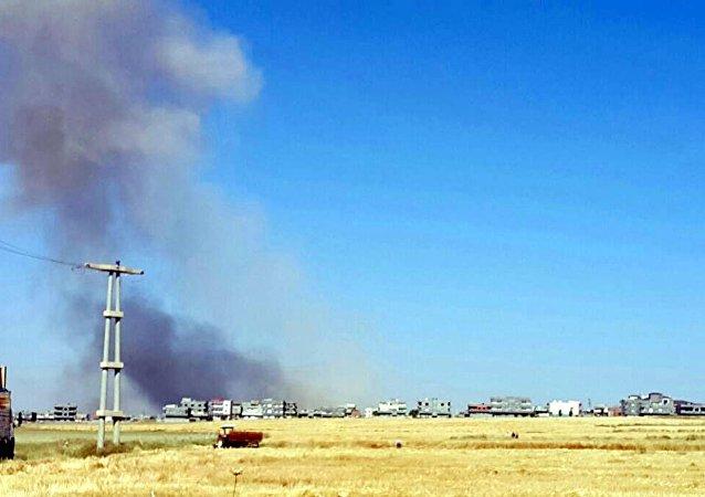 Mardin Nusaybin'de PKK'lılara yönelik sürdürülen operasyonlar sırasında dün gece tuzaklanan patlayıcını infilak ettirilmesi sonucu 1'i ağır olmak üzere 4 asker yaralandı.