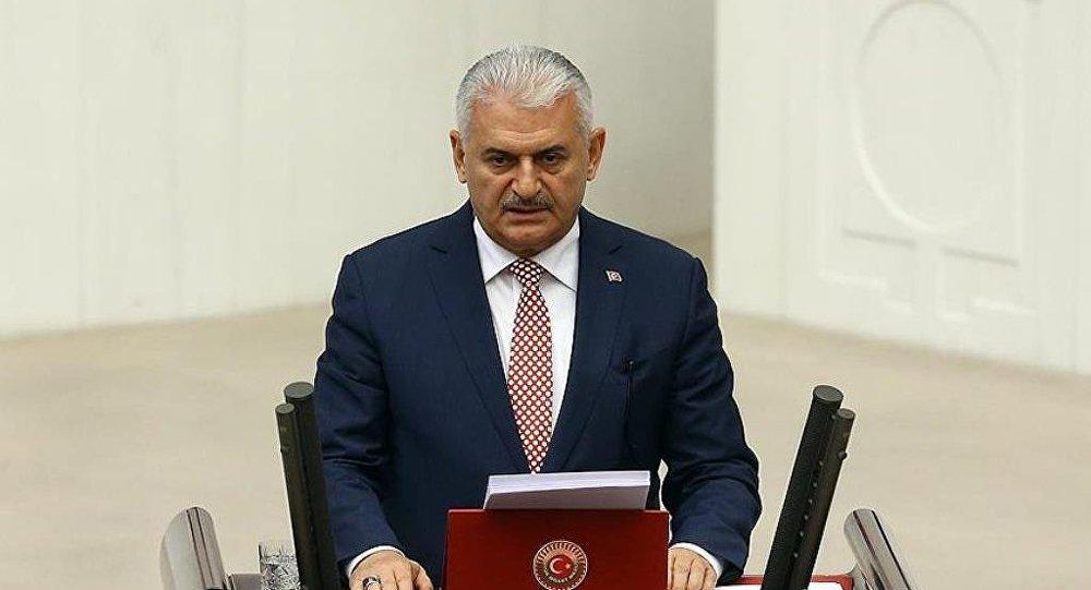 AK Parti Genel Başkanı ve Başbakan Binali Yıldırım, 65. hükümet programını TBMM Genel Kurulu'nda sundu.