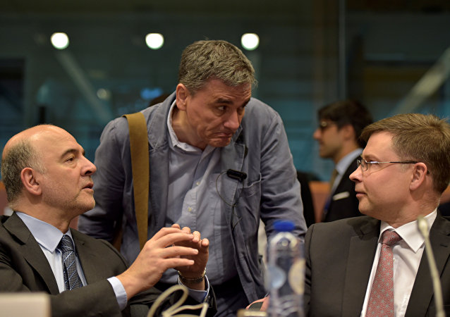 Pierre Moscovici - Öklid Çakalotos