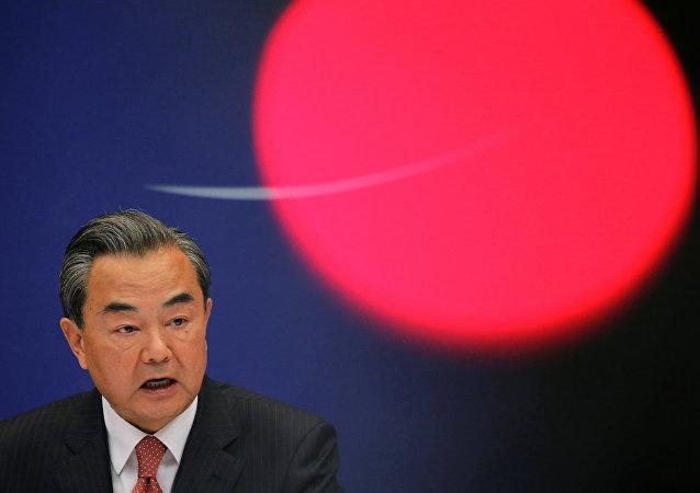 Çin Dışişleri Bakanı Wang Yi.