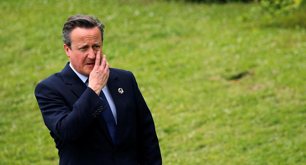 David Cameron / G7