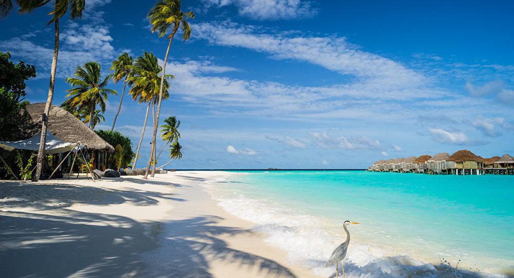 Maldivler.