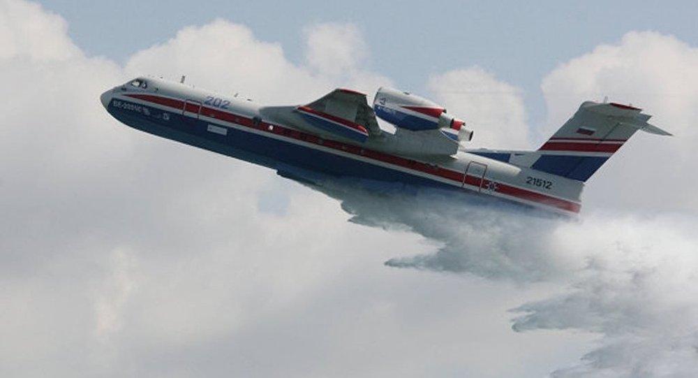Rusya, 2025 yılına kadar 26 amfibik uçak üretecek
