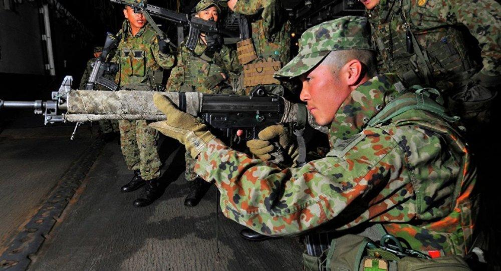 Japon askeri