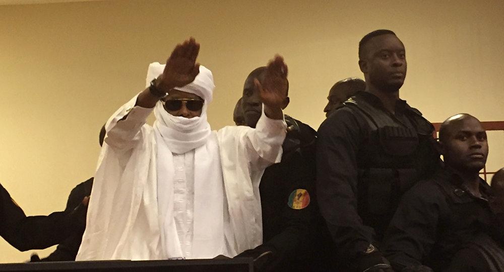 Eski Çad Devlet Başkanı Hissene Habre