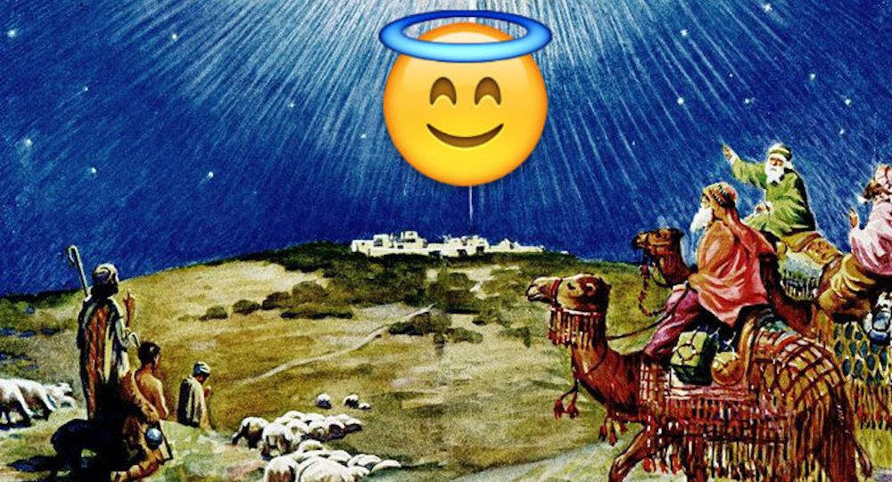 Yeni nesile dini 'emoji İncil' öğretecek