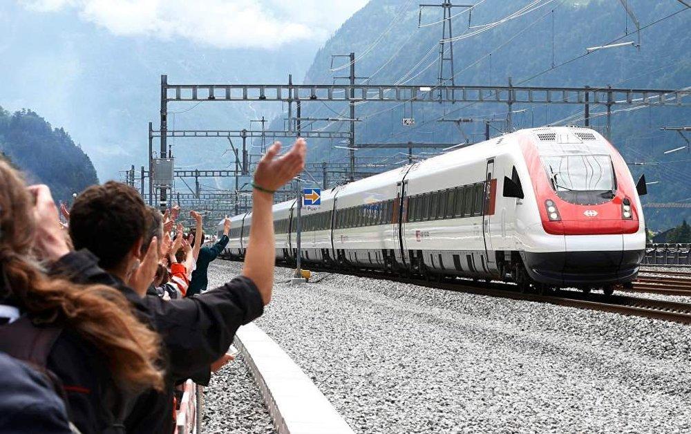 Gotthard Base
