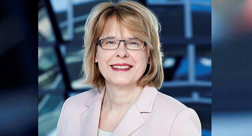 Hristiyan Demokrat Birlik Partisi (CDU) Milletvekili Bettina Kudla