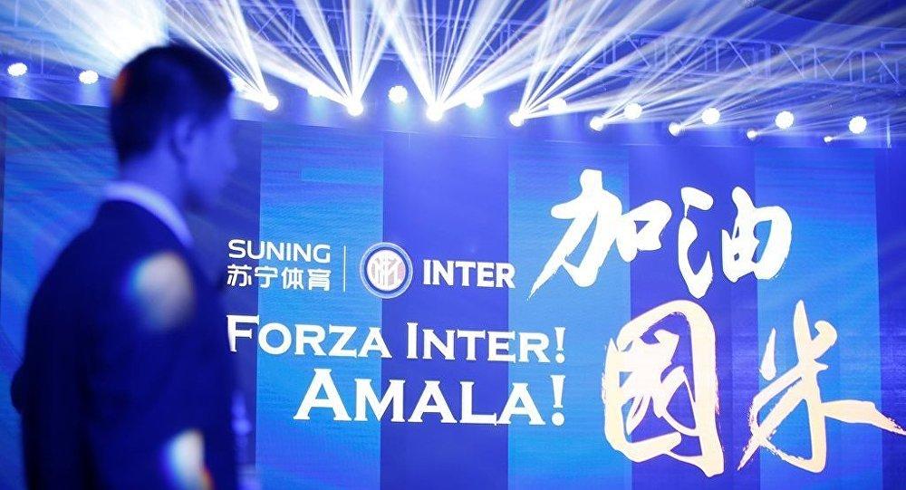 Inter Çin'e satıldı