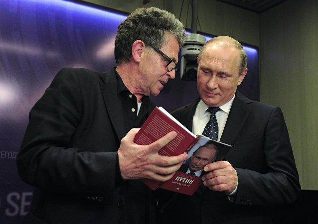 Vladimir Putin - Hubert Seipel
