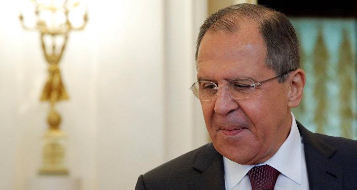 Rusya Dışişleri Bakanı Sergey Lavrov.