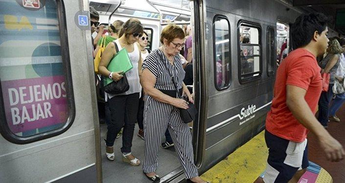Arjantin metro