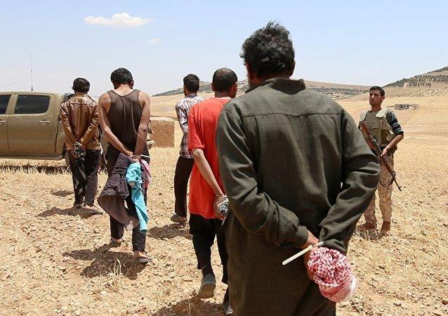 Demokratik Suriye Güçleri - DSG - IŞİD - Menbic