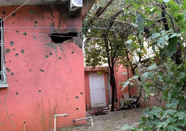 IŞİD, Diyarbakır hücre evi