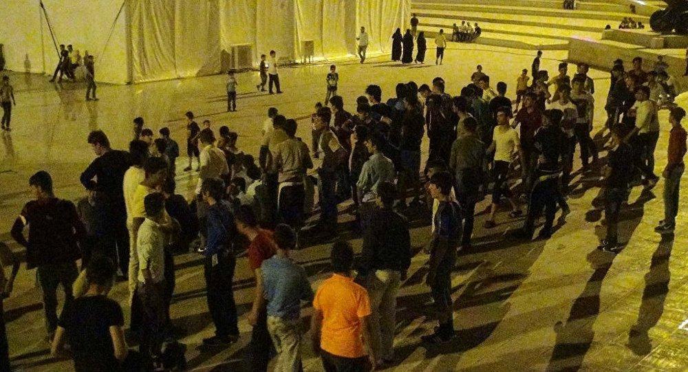 Şanlıurfa'da, Suriyeliler ile Türk gençler arasında çıkan kavga
