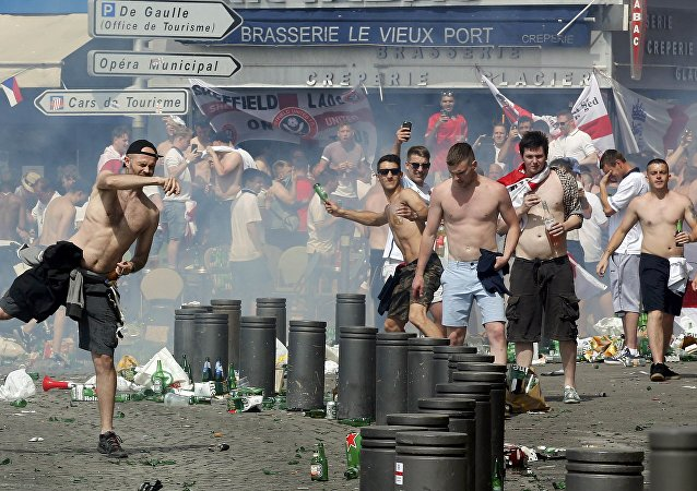 Euro 2016 - Fransa / Rusya / İngiltere