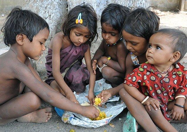 Hindistan - Çocuk