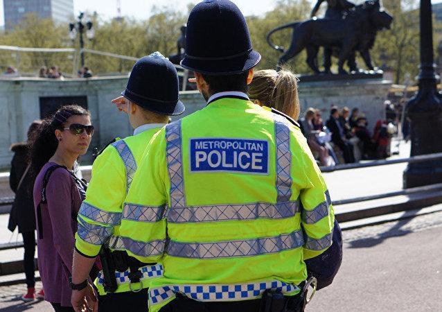 Londra polisi.