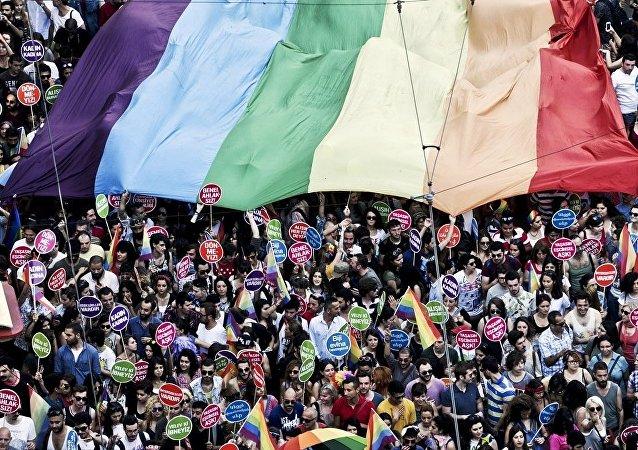 İstanbul LGBTİ Onur Yürüyüşü