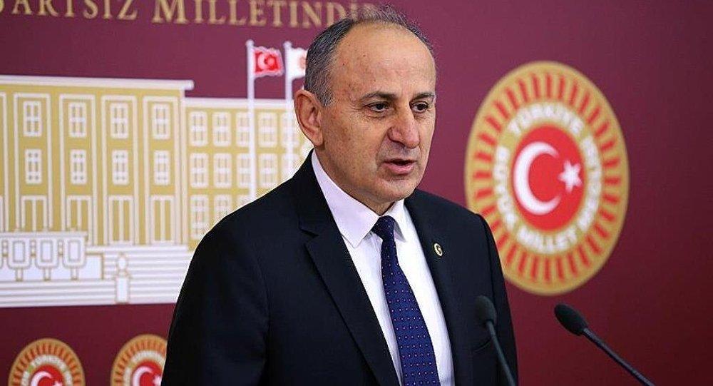 CHP İstanbul Milletvekili Dursun Çiçek