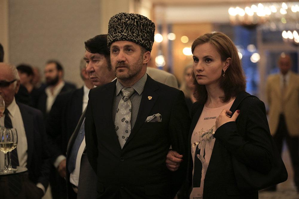 Rusya Federasyonu Ulusal Günü resepsiyonu, İstanbul Conrad Otel'de gerçekleştirildi.