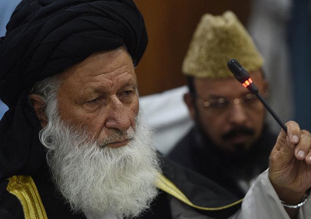 Pakistan İslam Konseyi Başkanı Muhammed Han Şerani