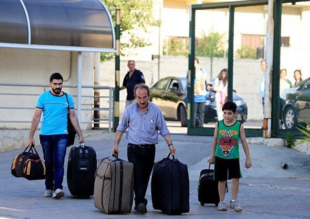 Suriyeli sığınmacı