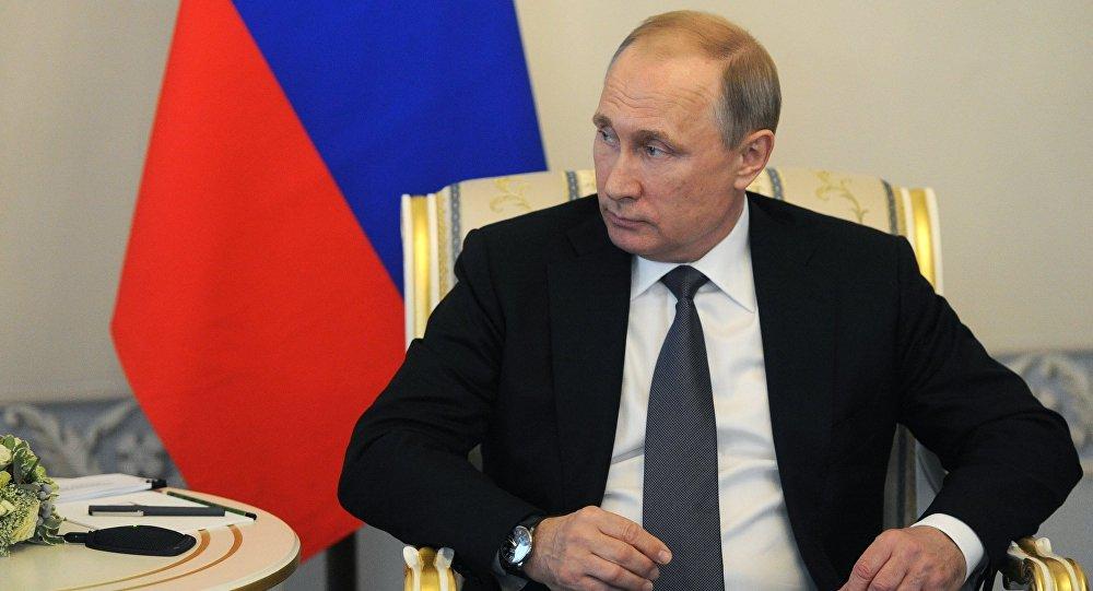 Vladimir Putin / St Petersburg Ulusalararası Ekonomi Forumu