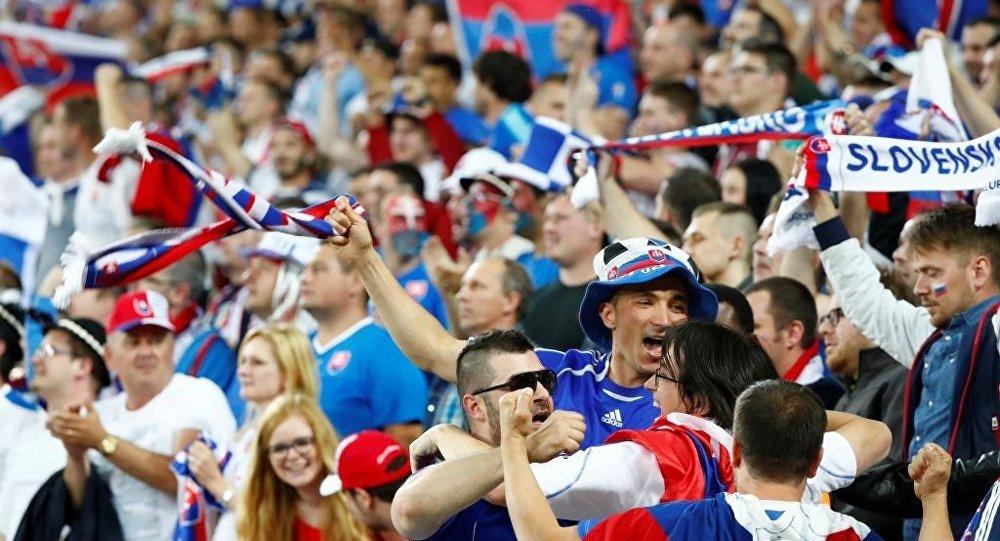 Rusya futbol taraftar
