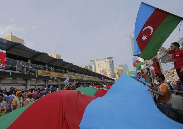 Bakü'de yapılan tarihin ilk Formula 1 mücadelesi