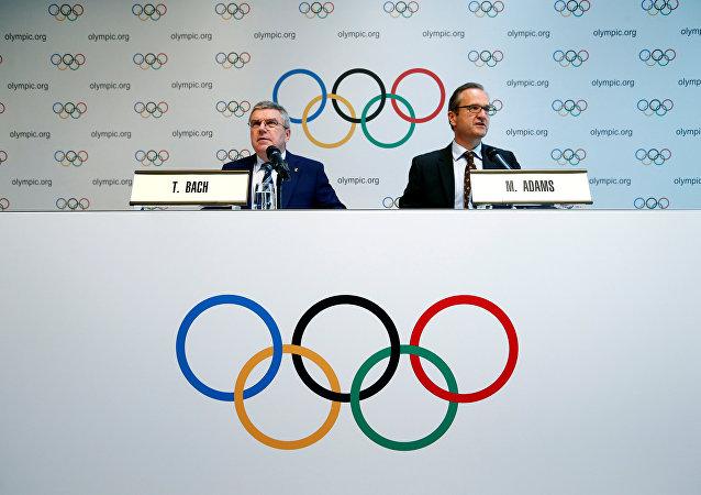IOC Başkanı Thomas Bach