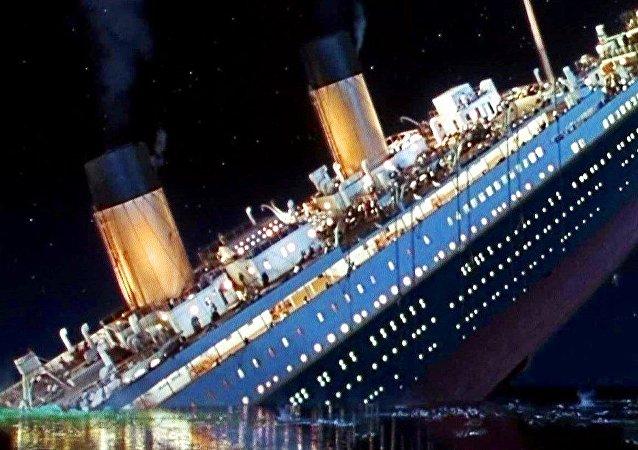 Titanik'in batışı